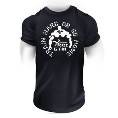Bodybuilding Muscle Fit T-Shirt