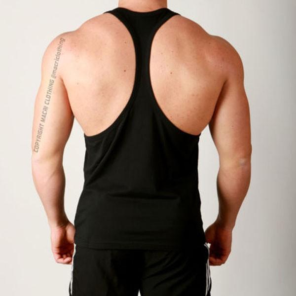 China Oem service sport stringer vest manufacturer