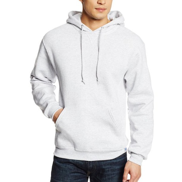 Plain Hooded Sweatshirt Men Women Pullover Hoodie
