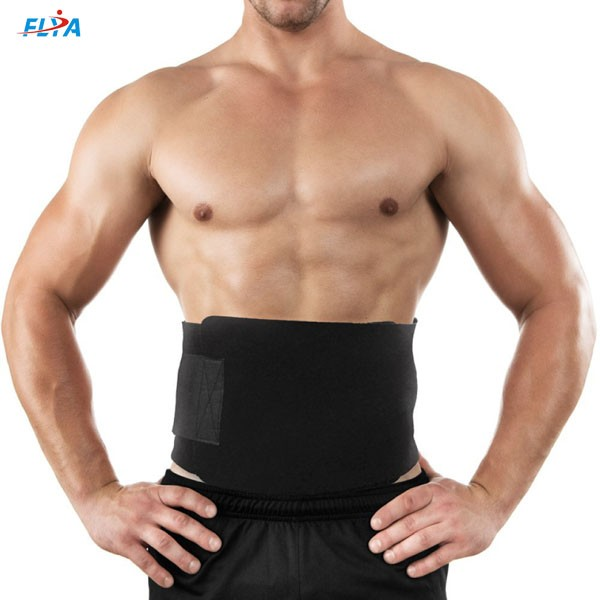 Adjustable Neoprene Fitness Waist Trimmer Belt