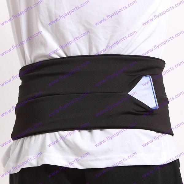 Spandex Lycra Runner Waist Pack Lifestyle Belt