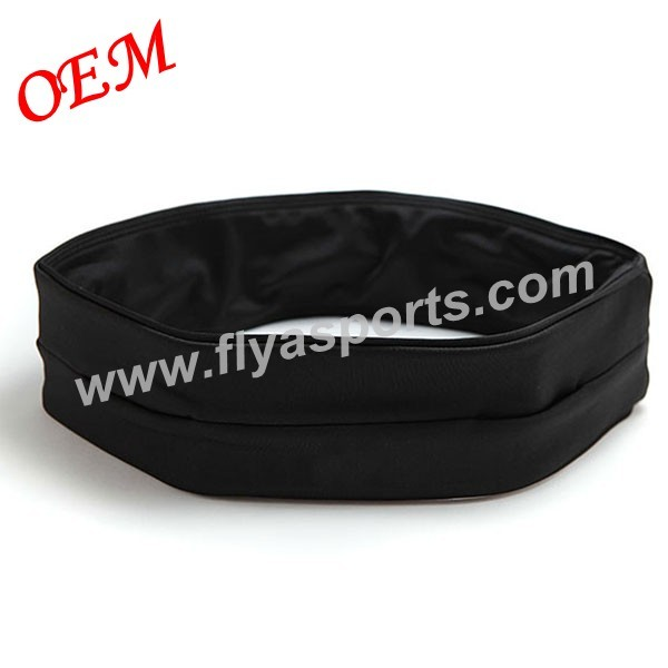 High quality elastic waist running belt design